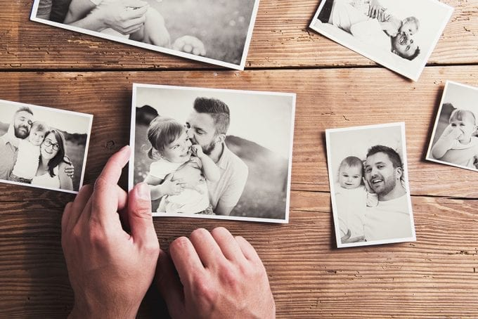 Photography Tributes: using photographs to share your loved one's special moments